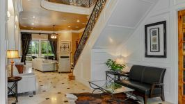 11507 Bistro Lane, Royal Oaks Country Club - Enter Into Foyer And Experience A Graceful, Warm And Inviting Welcome. Natural Light Sets An Ambient Mood With An Exquisite Chandelier Completing This Breathtaking Reception.