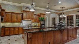 11507 Bistro Lane, Royal Oaks Country Club - This Custom Kitchen Will Effortlessly Keep Up With Your Every Culinary Adventure In An Open Concept Layout That Effortlessly Accommodates Seamless Entertaining.
