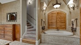 11507 Bistro Lane, Royal Oaks Country Club - The Master Bath Features Direct Access To The Upstairs Exercise Room. This Is Perfect For The Health Conscious Resident, And This Room Canals Double As A Private Dressing Room Or Nursery.