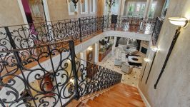 11507 Bistro Lane, Royal Oaks Country Club - Once Inside This Crown Jewel, You Are Greeted By The Sheer Scope Of Space This Home Provides, Emphasized By The Astounding Elegance Of The Dramatic Main Staircase.