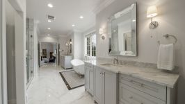 4181 Oak Rd - Double Vanity, Porcelain And Marble