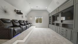 4181 Oak Rd - Theatre Room, Automation