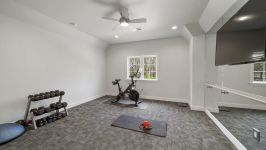 4181 Oak Rd - Workout Room Upstairs