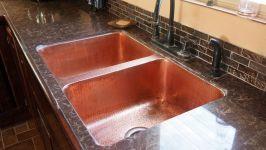 Property - Exquisite Copper Kitchen Sink