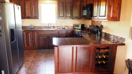 Property - Kitchen With Built In Wine Storage