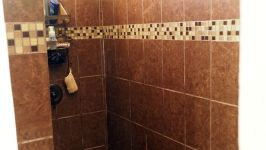 Property - Shower With Rain Shower Head