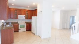 7013 Romana Way E #1506 Naples, Fl 34119 - Kitchen & Entrance Area