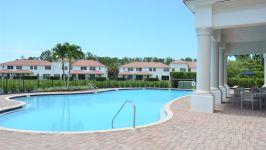 7013 Romana Way E #1506 Naples, Fl 34119 - Community Pool Area