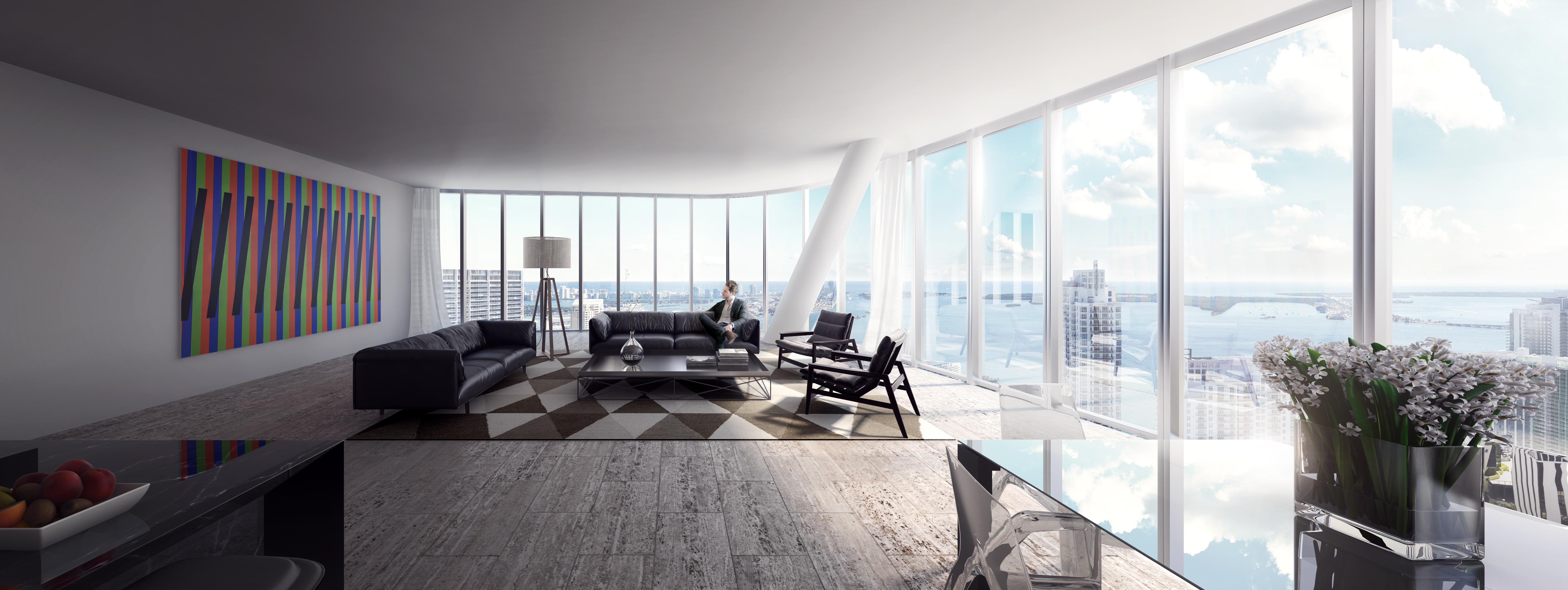 SLS Lux - Residential High Rise. Miami, FL, United States By Related ...