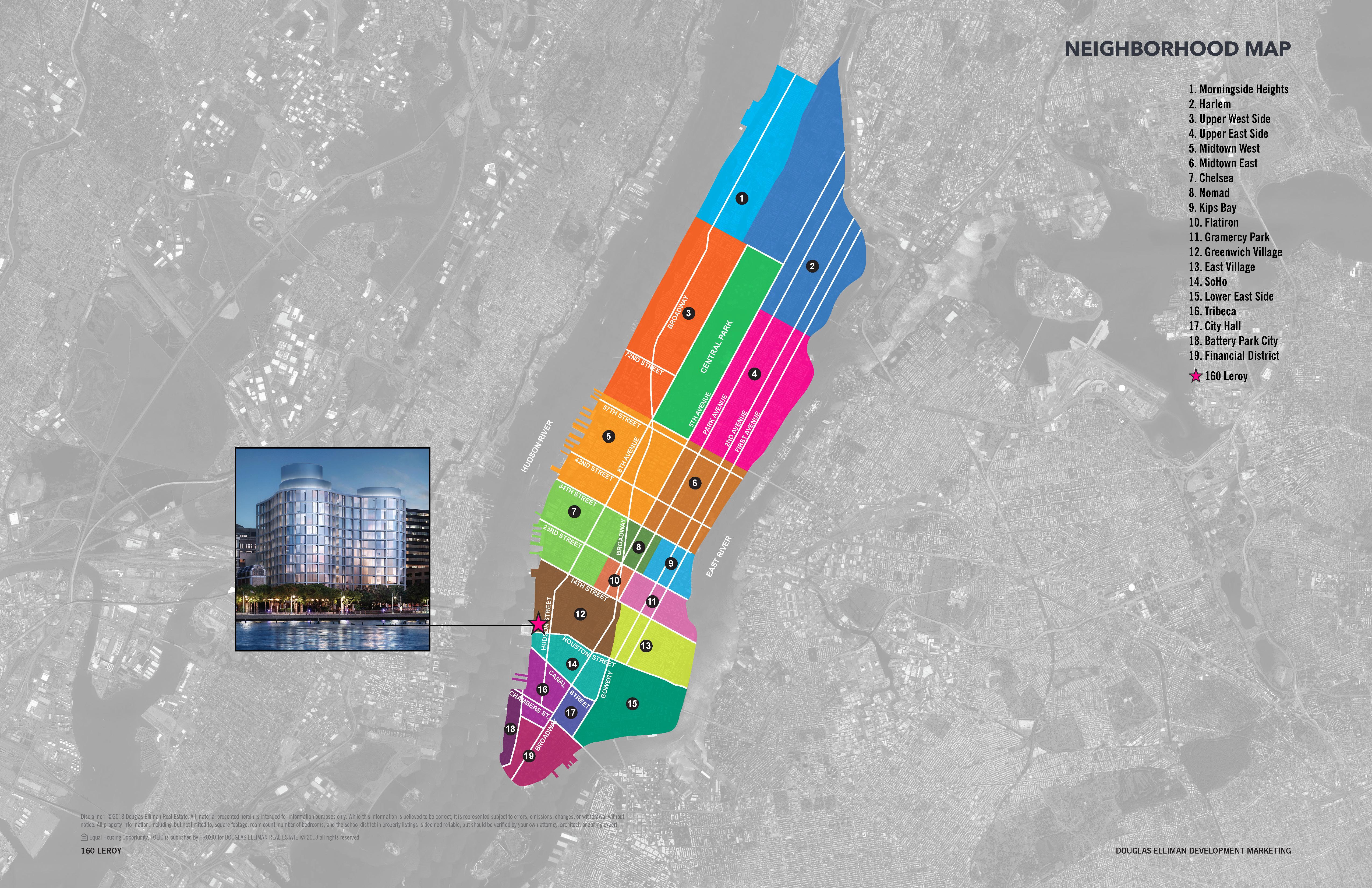 160 Leroy - Condominium (Freehold)  New York, NY, United