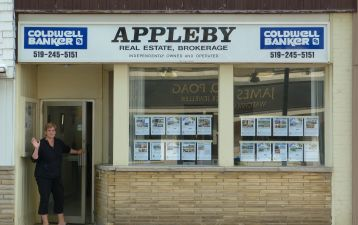 Coldwell Banker Appleby Real Estate, Brokerage