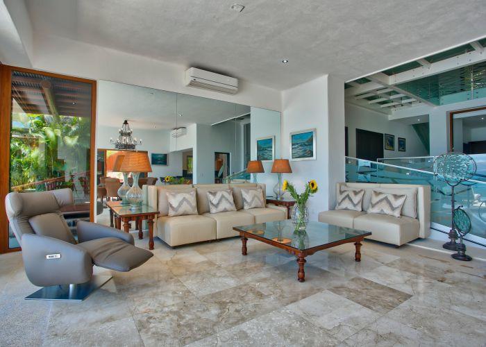 Villa Turquesa living room 5