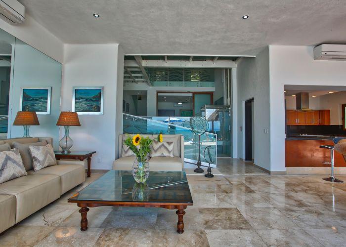Villa Turquesa living room 6