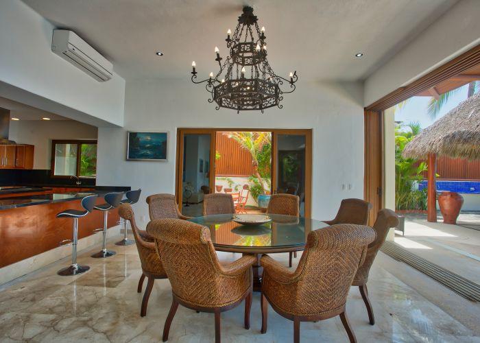 Villa Turquesa Dining Room 5