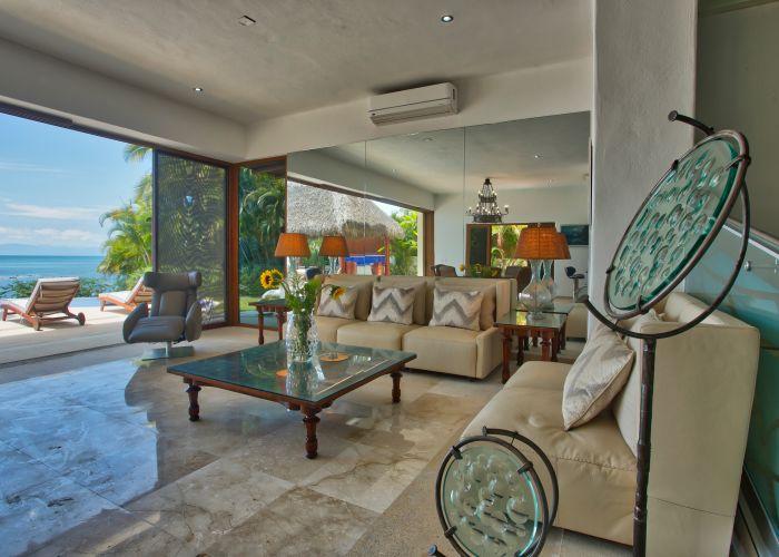 Villa Turquesa Living Room 4