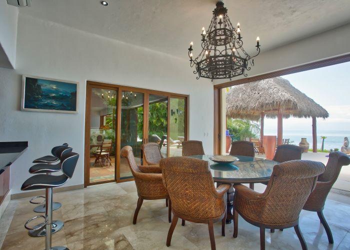 Villa Turquesa Dining Room 3