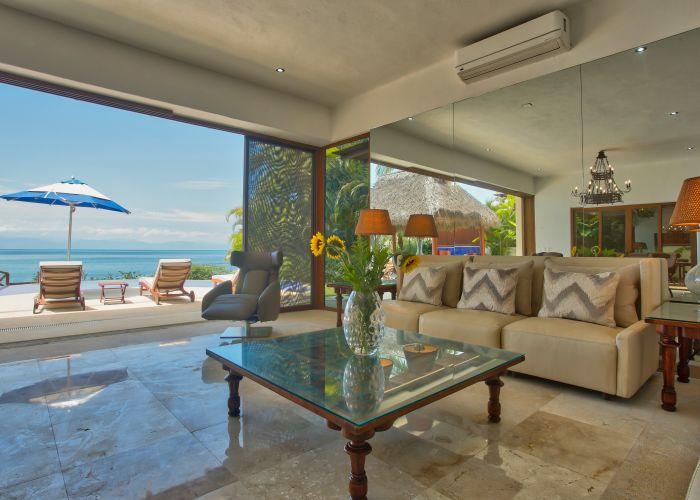 Villa Turquesa Living room-3
