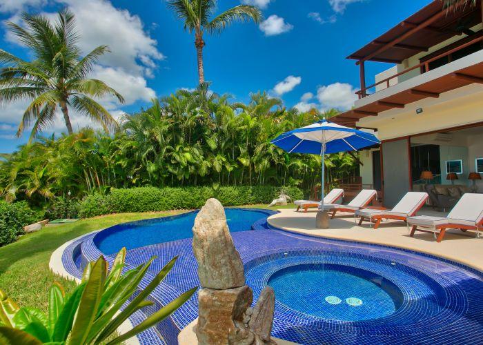 Villa Turquesa pool -2