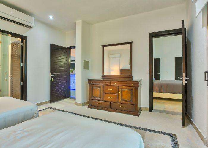 Villa Turquesa bedroom guest 2-2