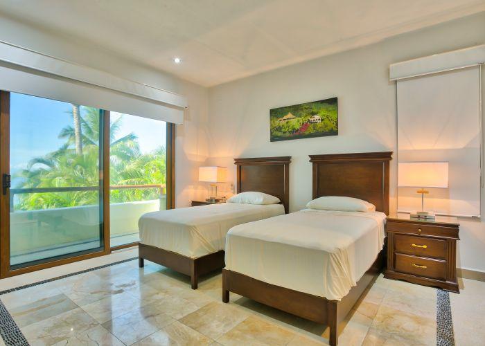 Villa Turquesa bedroom guest 2