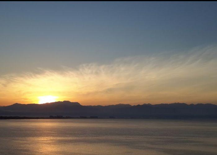 Punta Esmeralda Sunrise