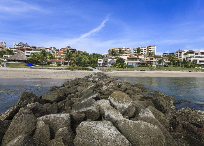 Punta Esmeralda jutty