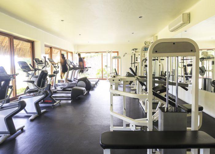 Punta Esmeralda gym
