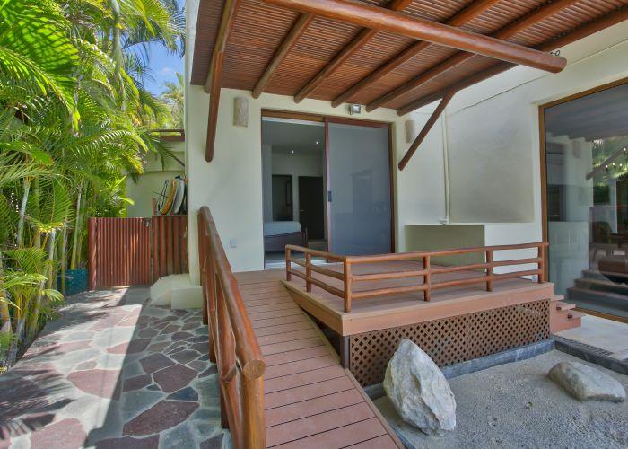 Villa Turquesa- Guest Bedroom Te