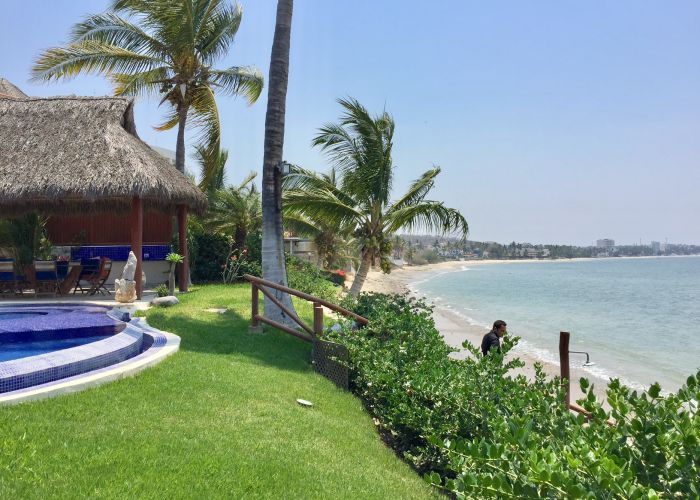 Villa Turquesa-Beach-Pool
