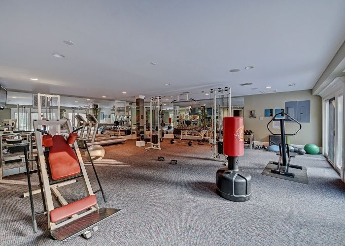 Guest House - Home Gym