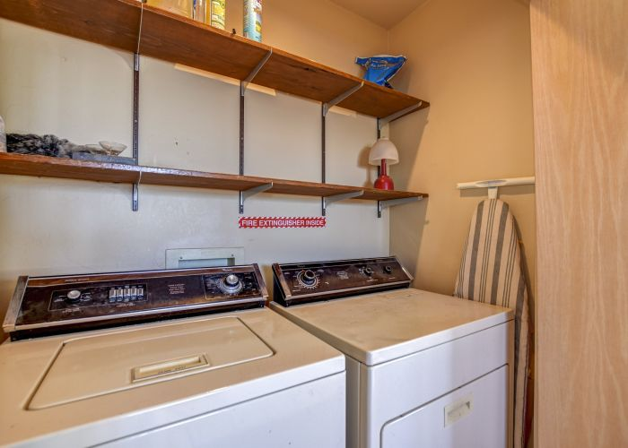 Private Residence Laundry Room