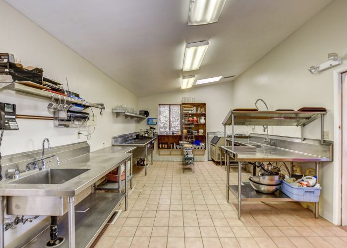 Commercial Kitchen Stainless