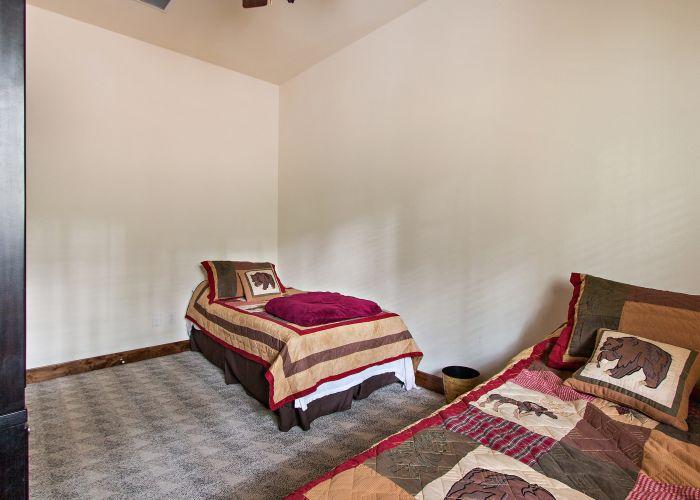 Second Apartment Bedroom
