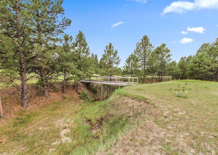 Bridge to Pasture and Acreage