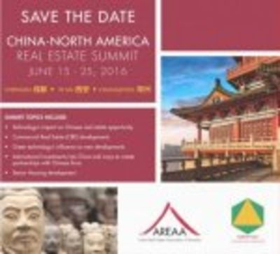 AREAA China – North America Real Estate Summit