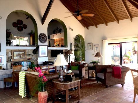 High Point Villa, Towers Estate ? Feel on top of the world!, Tortola