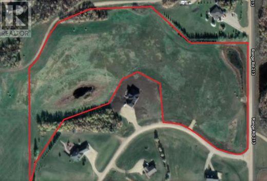 ON Range Road 213, Rural Camrose County, Alberta