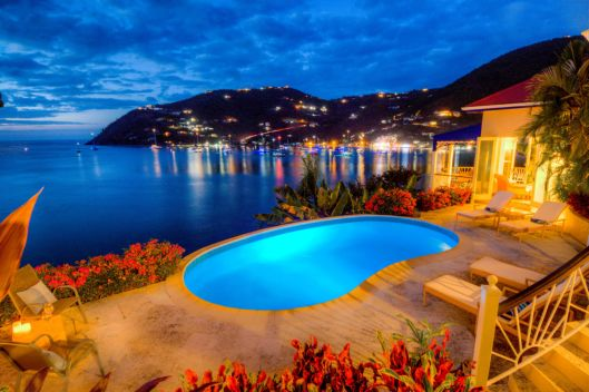 Seven Peaks, Tortola