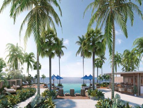 Beachfront Villa | Cable Beach, Cable Beach, Nassau / New Providence
