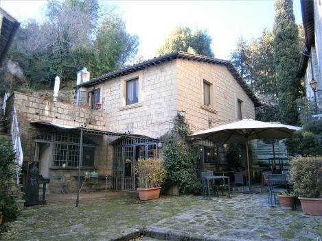 via Delle Fonti, Bassano in Teverina, Viterbo