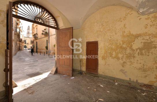 Via Luigi Scarambone, Lecce, Lecce