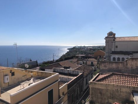 Via Santicella, Acireale, Catania