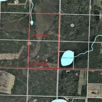 SE 18-64-21 W4 Athabasca County, Rural Athabasca County, Alberta