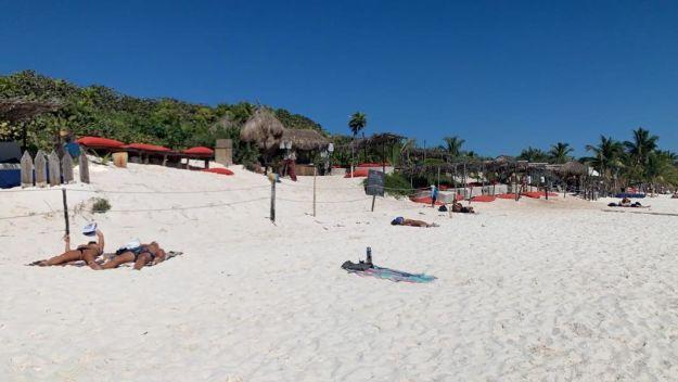 Carretera Tulum Boca Paila, Tulum, Quintana Roo