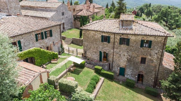 , Gaiole in Chianti, Siena