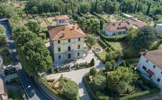 Strada comunale di Campogialli, Terranuova Bracciolini, Arezzo