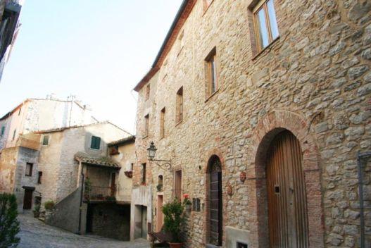 Via Cavour, Castelnuovo di Val di Cecina, Pisa