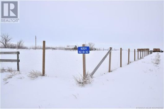 182024 RR 142, Rural Newell, County of, Alberta