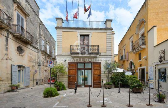 via Umberto I, Galatina, Lecce