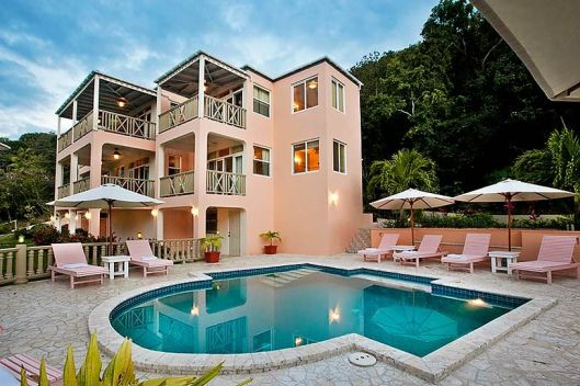 Villa Sade, Tortola